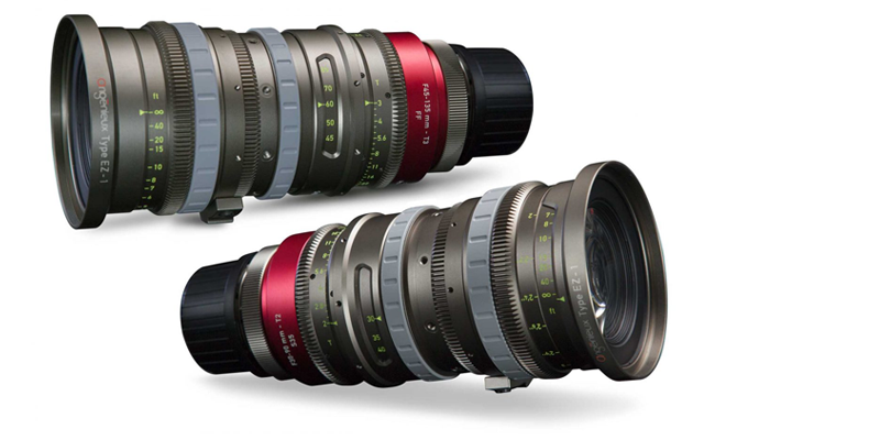 Angenieux EZ Full Frame zooms